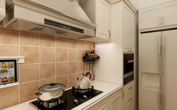 5-10万70平米田园风格厨房设计图