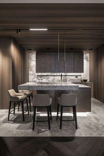 富裕型120平米三室两厅现代简约风格卧室图片大全