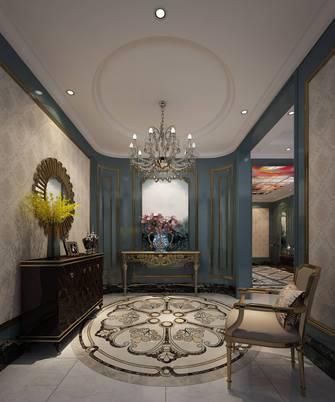 20万以上140平米别墅法式风格玄关图片
