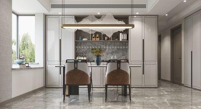豪华型130平米三室两厅新古典风格餐厅装修案例
