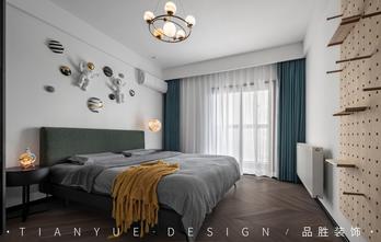 10-15万140平米四室两厅工业风风格青少年房设计图