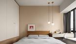 10-15万70平米北欧风格卧室装修图片大全
