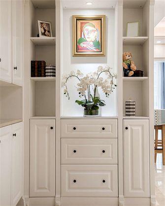 富裕型90平米三室两厅美式风格玄关装修效果图