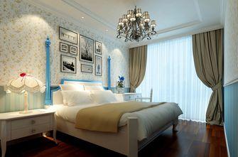 100平米三地中海风格卧室图