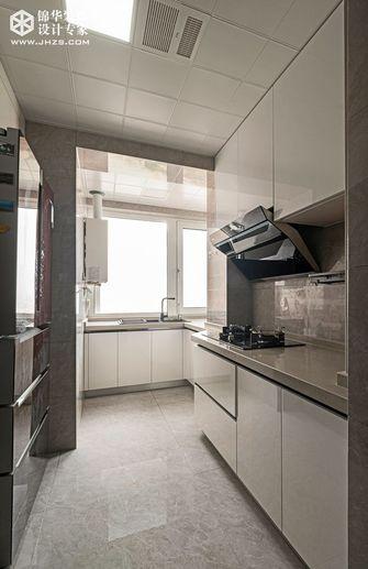 豪华型120平米三室两厅现代简约风格厨房效果图
