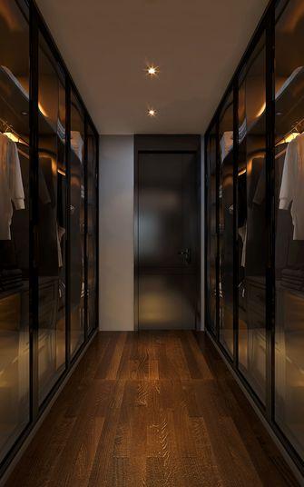 豪华型140平米三室两厅现代简约风格衣帽间装修案例