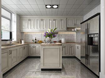 15-20万140平米三欧式风格厨房设计图