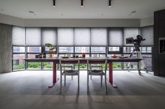 140平米四室两厅工业风风格餐厅装修效果图