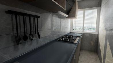 60平米一居室欧式风格厨房图片大全
