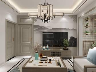 10-15万80平米三室两厅新古典风格卧室设计图