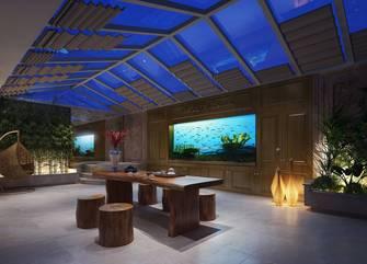 20万以上140平米别墅欧式风格影音室图片