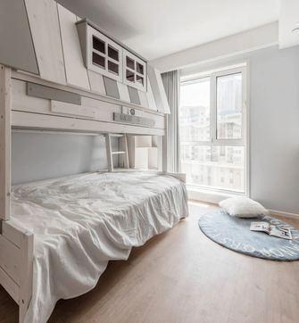 富裕型100平米现代简约风格青少年房效果图