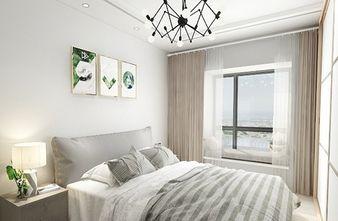 30平米超小户型现代简约风格卧室图