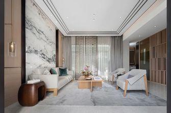 140平米四新古典风格客厅图