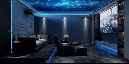 20万以上140平米别墅中式风格影音室装修效果图