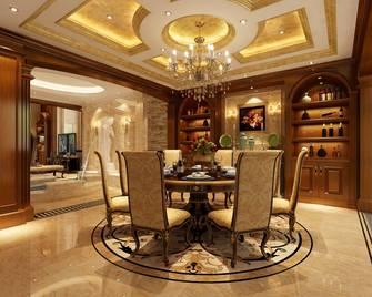 20万以上140平米别墅欧式风格餐厅装修案例