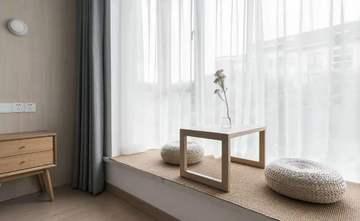 3万以下140平米三室两厅日式风格阳台装修图片大全