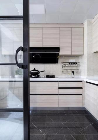 20万以上110平米三室两厅法式风格厨房图片大全