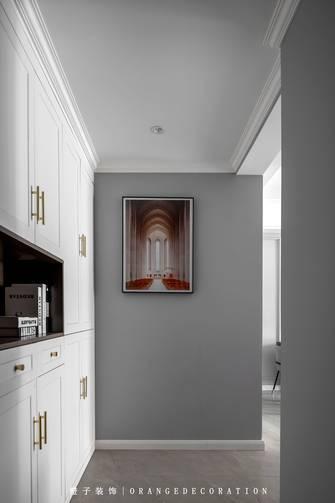 经济型70平米三室两厅混搭风格玄关图片