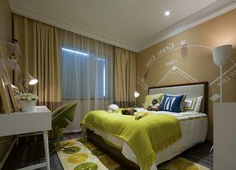 10-15万80平米三室两厅港式风格卧室图