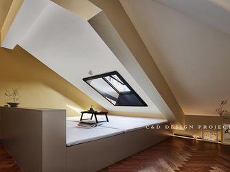 豪华型140平米四现代简约风格阁楼装修效果图