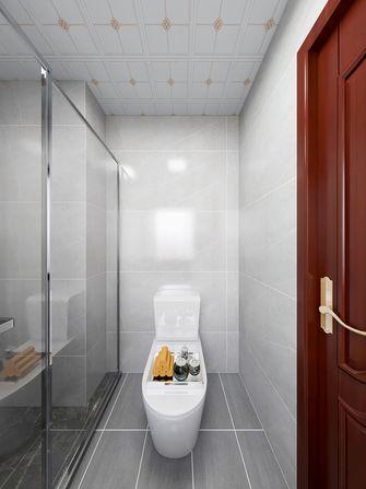 100平米三室四厅现代简约风格卫生间图片大全