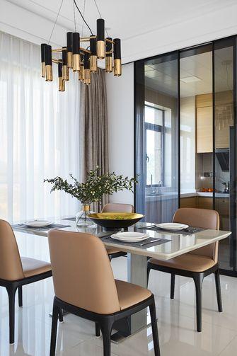豪华型140平米四室两厅日式风格餐厅装修图片大全