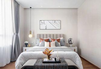 20万以上140平米四室三厅现代简约风格卧室装修效果图
