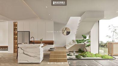 20万以上140平米别墅日式风格楼梯间图片