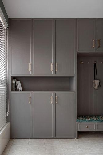 5-10万60平米公寓现代简约风格衣帽间图