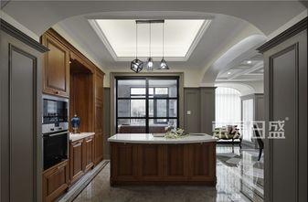 豪华型140平米别墅欧式风格厨房效果图