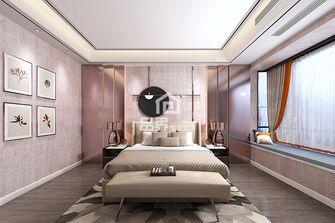 80平米三室两厅轻奢风格卧室图