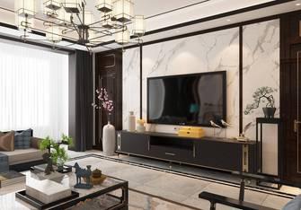 20万以上140平米三室两厅中式风格客厅效果图