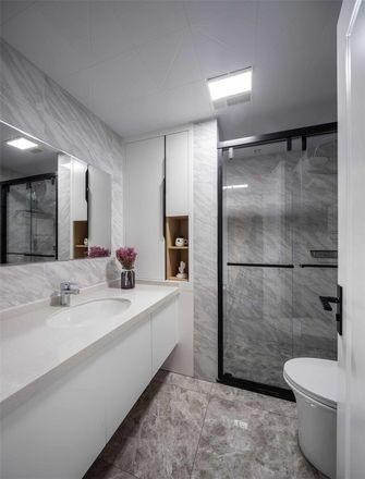 经济型70平米一室一厅北欧风格卫生间效果图