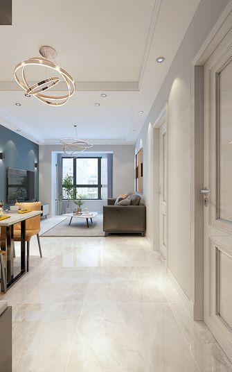 经济型60平米现代简约风格走廊装修效果图