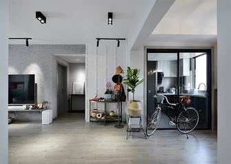 豪华型100平米三室两厅工业风风格客厅装修图片大全