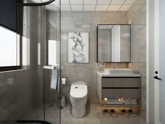 富裕型120平米三室两厅新古典风格卫生间图片大全