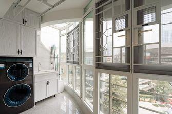 10-15万90平米三室两厅美式风格阳台设计图
