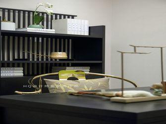 10-15万120平米三室两厅中式风格书房图片