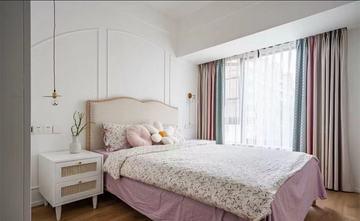 80平米三室一厅北欧风格卧室图
