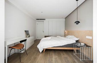 130平米三室三厅北欧风格卧室效果图