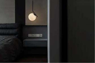 15-20万110平米现代简约风格卧室装修图片大全