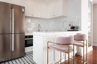 5-10万140平米四美式风格厨房装修案例