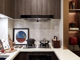 豪华型140平米三室两厅中式风格厨房装修图片大全