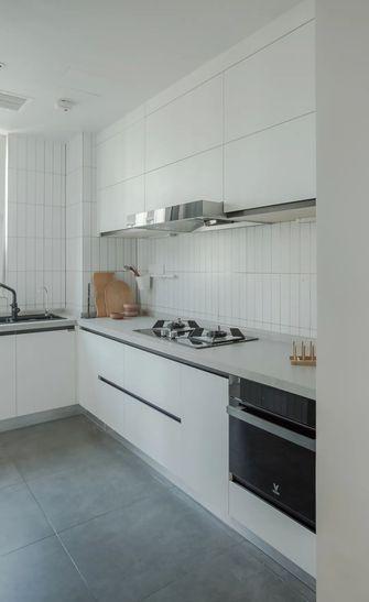 70平米北欧风格厨房效果图