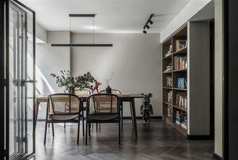 20万以上140平米别墅工业风风格书房效果图