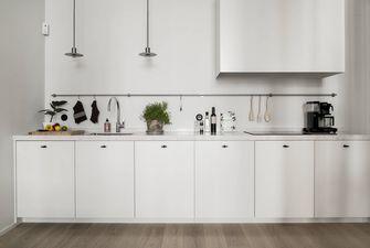 10-15万90平米三室两厅北欧风格厨房装修图片大全