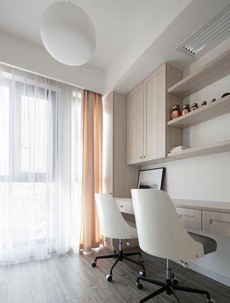 80平米欧式风格青少年房效果图
