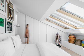 20万以上140平米四室三厅现代简约风格卧室效果图