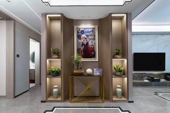 10-15万140平米三室两厅轻奢风格玄关图